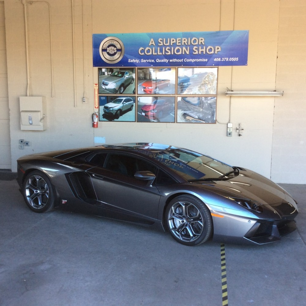 A Superior Collision Shop, located in Campbell, CA, is ready to bring your car back to pre-accident condition! We know accidents happen, so whether you have a dent, scratch or are in need of collision repair, we are here to help!