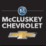 Here at McCluskey Chevrolet Collision Center, Cincinnati, OH, 45215, we are always happy to help you with all your collision repair needs!