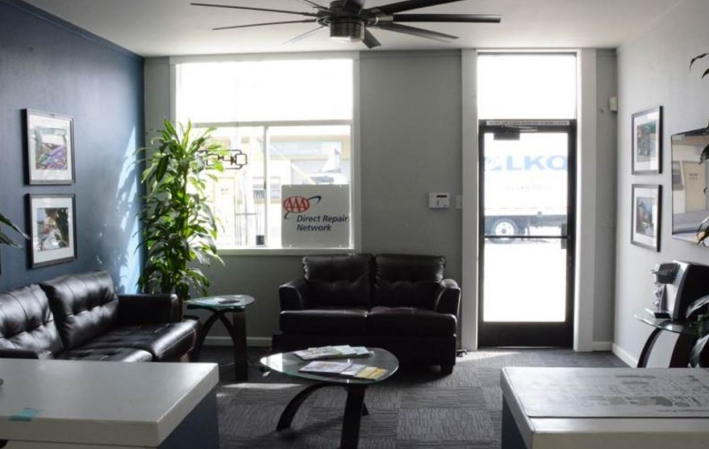 Chilton Auto Body San Mateo - Here at Chilton Auto Body - San Mateo, San Mateo, CA, 94401, we have a welcoming waiting room.