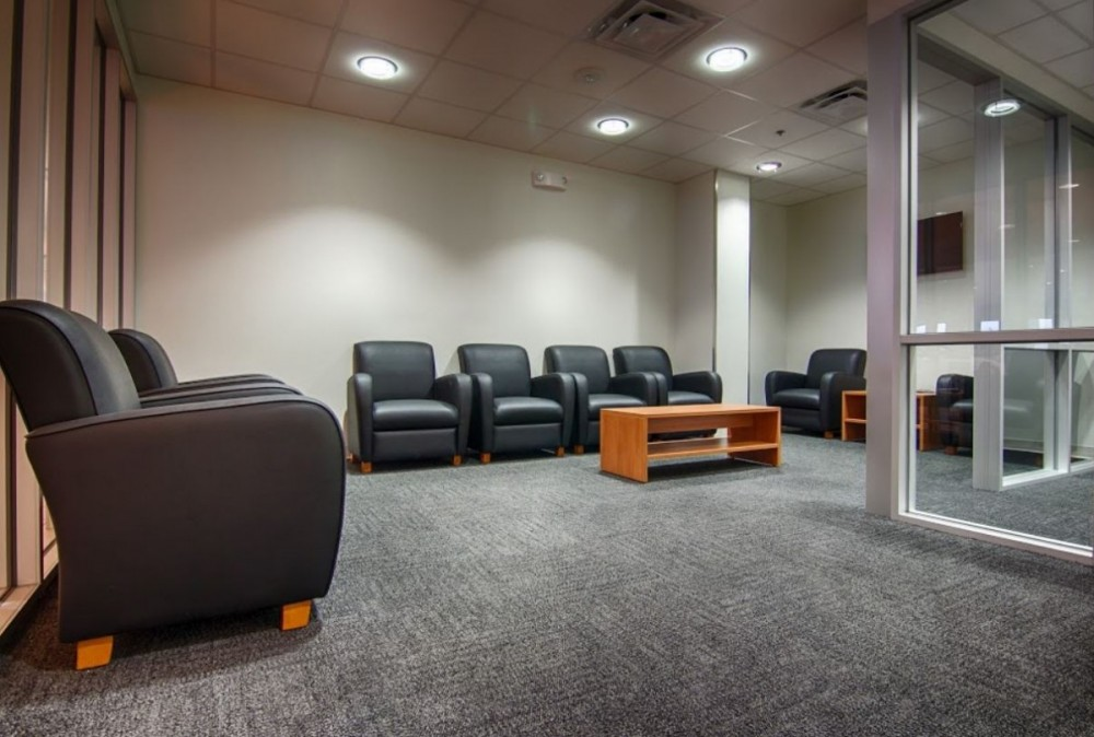 Here at Classic Toyota Collision Center, Tyler, TX, 75701, we have a welcoming waiting room.