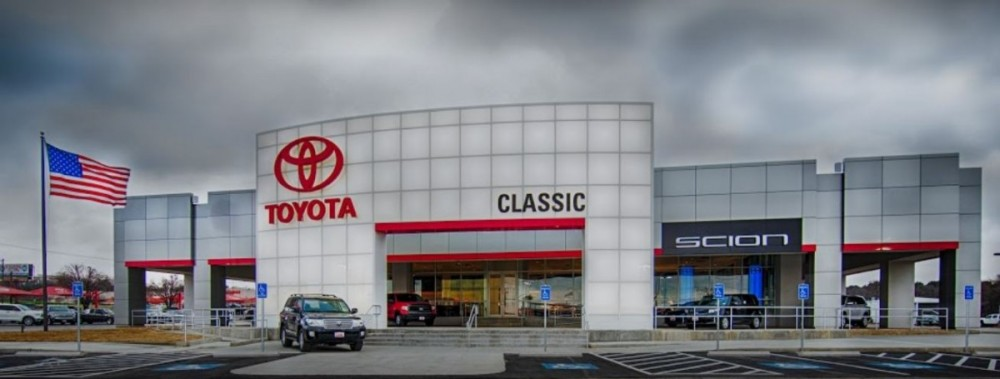At Classic Toyota Collision Center, you will easily find us located at Tyler, TX, 75701. Rain or shine, we are here to serve YOU!