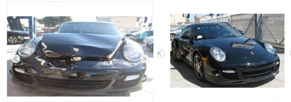 We are proud to show examples of our repairs, here at Huntington Park Collision Center.