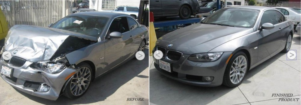At Huntington Park Collision Center, we are proud to post before and after collision repair photos for our guests to view.