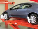 Accurate alignments are the conclusion to a safe and high quality repair done at Gwatney Collision Center At Mazda Of Germantown, Memphis, TN, 38125