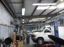 Structural repairs done at Hennessy Mazda Pontiac Buick GMC are exact and perfect, resulting in a safe and high quality collision repair.