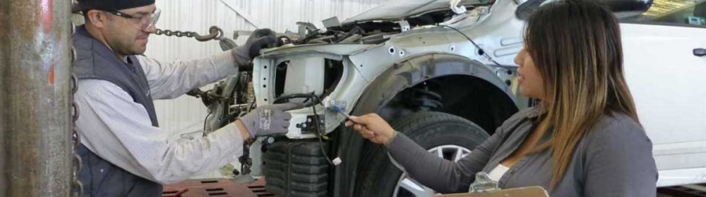 At Fix Auto Salinas, in Salinas, CA, 93901, all of our body technicians are skilled at panel replacing.