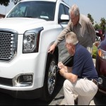 We are Anaheim Hills Auto Body! We are at Anaheim, CA, 92806-2116. Stop on by!