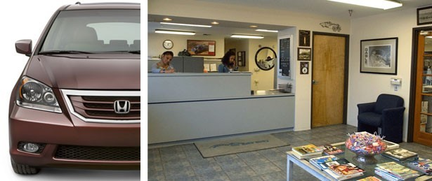 Our body shop's business office located at Anaheim, CA, 92806-2116 is staffed with friendly and experienced personnel.