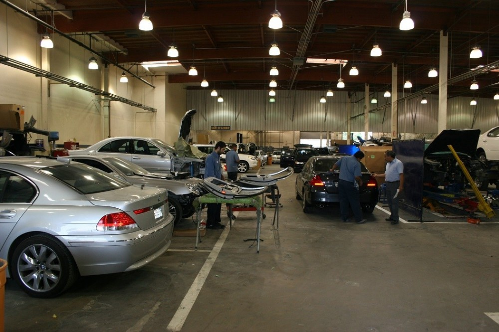 We are a high volume, high quality, Collision Repair Facility located at Anaheim, CA, 92806-2116. We are a professional Collision Repair Facility, repairing all makes and models.