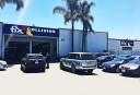 Front of auto body shop - Fix Auto Burbank auto body shop - 120 E Verdugo Ave in Burbank, CA