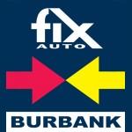 Fix Auto Burbank Burbank CA 91502 Logo. Fix Auto Burbank Auto body and paint. Burbank CA collision repair, body shop.