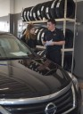 Friendly faces and experienced staff members at Younger Nissan Of Frederick Collision Center, in Frederick, MD, 21704, are always here to assist you with your collision repair needs.