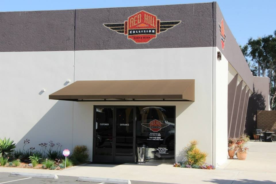 Red Hill Collision 350 Mccormick Ave Costa Mesa, CA 92626  WE ARE CENTRALLY LOCATED FOR YOUR CONVENIENCE .......