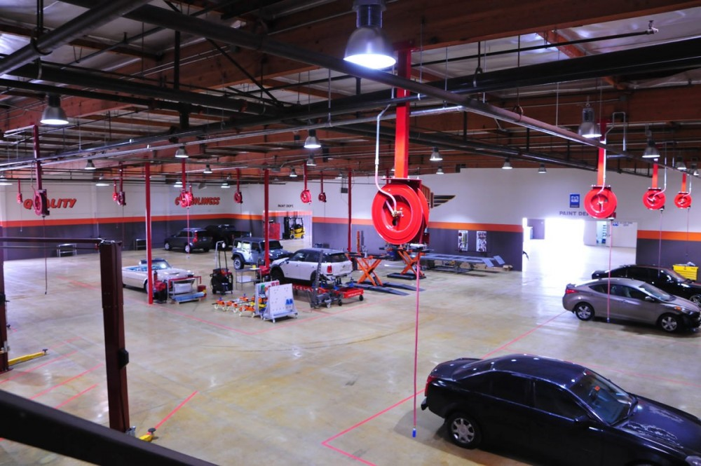Red Hill Collision 350 Mccormick Ave Costa Mesa, CA 92626  OUR STATE OF THE ART COLLISION REPAIR CENTER IS ONE OF A KIND .......