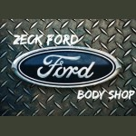 Here at Zeck Ford Body Shop, Leavenworth, KS, 66048, we are always happy to help you with all your collision repair needs!