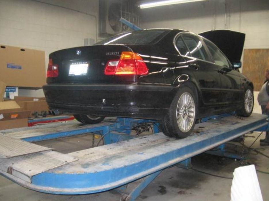 Structural repairs done at Patrick BMW Collision Repair are exact and perfect, resulting in a safe and high quality collision repair.