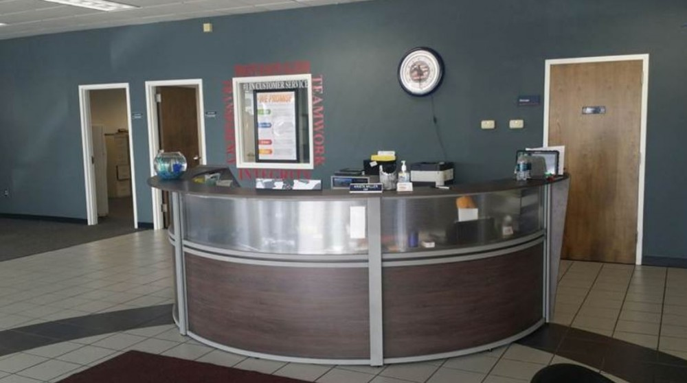 At Rivertown Toyota Collision Center, located at Columbus, GA, 31904, we have friendly and very experienced office personnel ready to assist you with your collision repair needs.