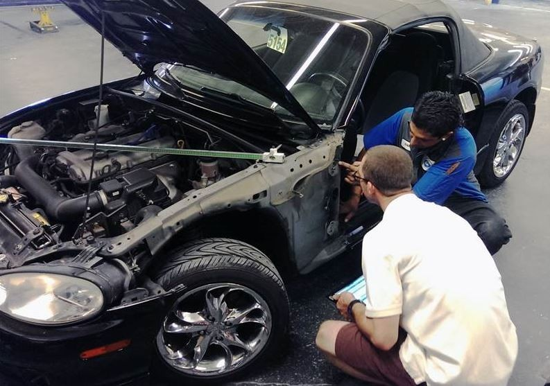 Center Valley Automotive, Reseda, CA, 91335, we are the best in structural accuracy which is critical for safe and high quality collision repair.