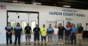 A neat and clean and professional refinishing department is located at Hardin County Collision Center, Elizabethtown, KY, 42701