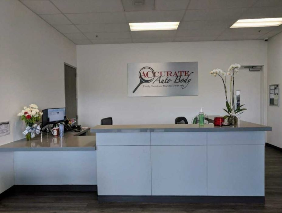 Our body shop's business office located at Richmond, CA, 94806 is staffed with friendly and experienced personnel.