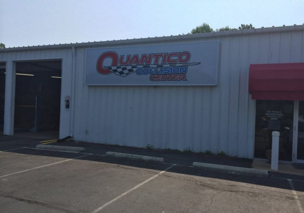 At Quantico Collision Center, in Dumfries, we're conveniently located at VA, 22026, and are ready to help you today!