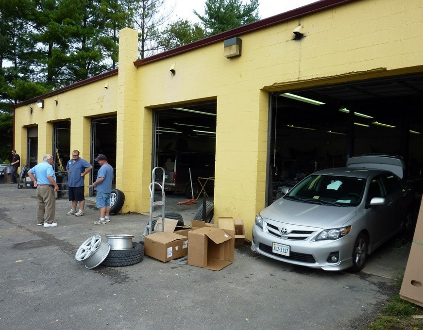 Rick's Auto Body & Collision Center