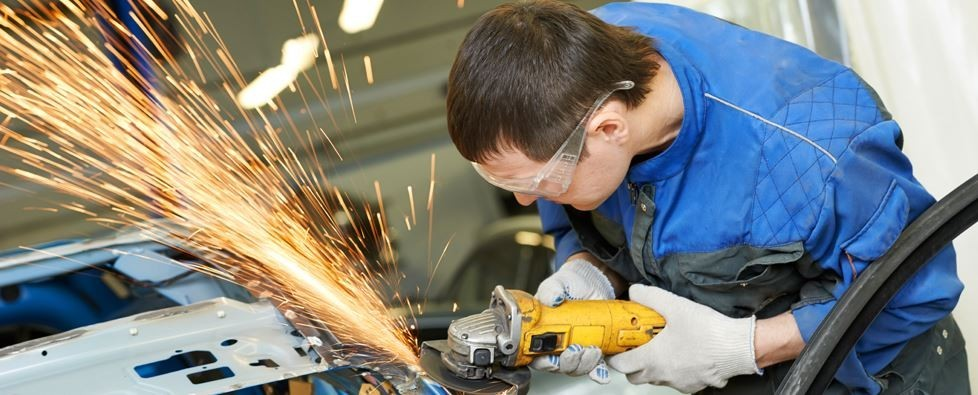 All of our body technicians at Metro Collision Center, Springfield, VA, 22151, are skilled and certified welders.