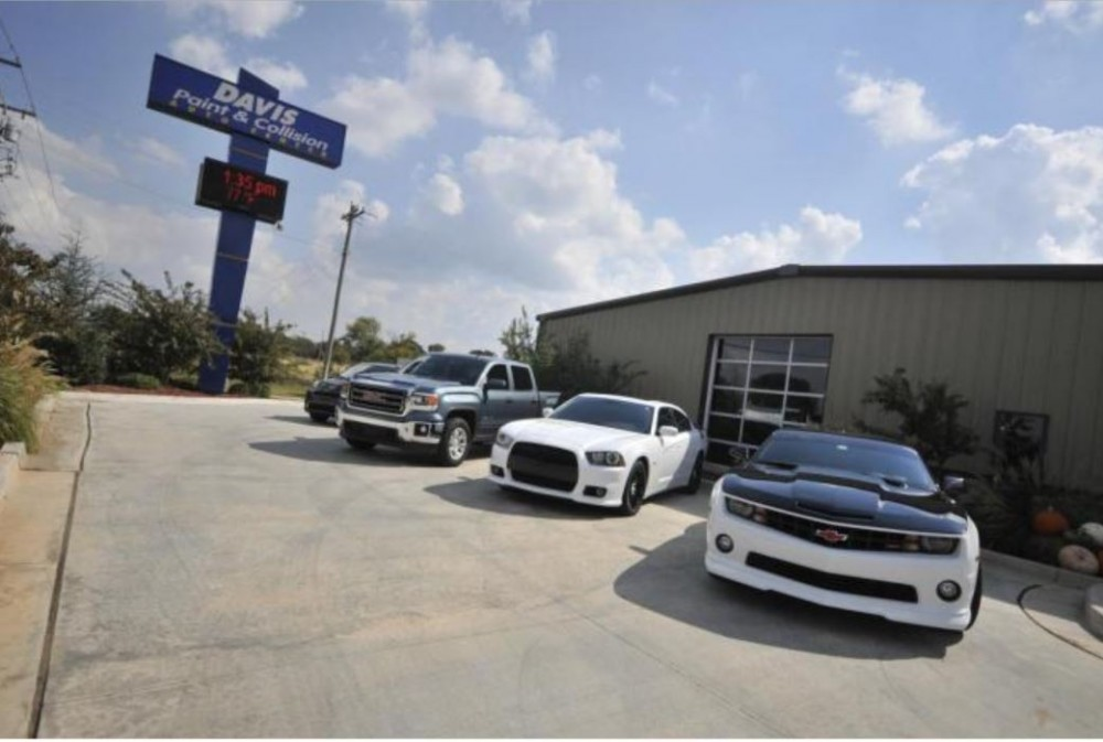 We are a professional quality, Collision Repair Facility located at Midwest City, OK, 73110. We are highly trained for all your collision repair needs.