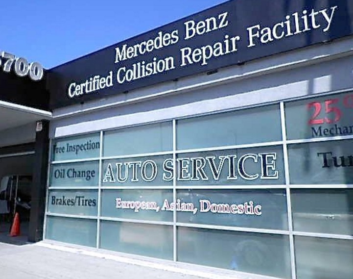 We are centrally located at Reseda, CA, 91335 for our guest's convenience and are ready to assist you with your collision repair needs.  We are here to provide only the best repairs for all makes and models.