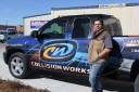 Need a ride? Collision Works - Norman has you covered!
