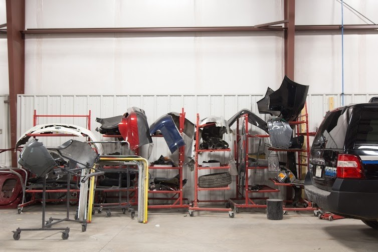 We are a state of the art Collision Repair Facility waiting to serve you, located at Oklahoma City, OK, 73114