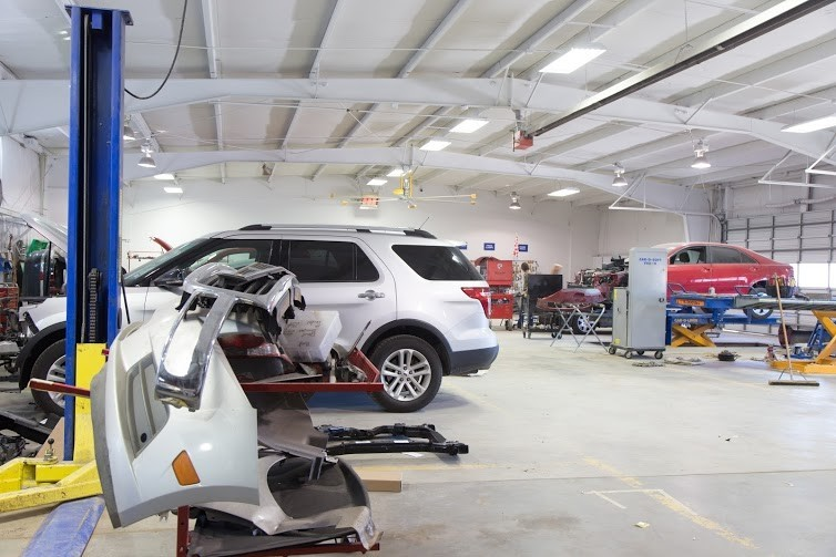 We are a high volume, high quality, Collision Repair Facility located at Shawnee, OK, 74804. We are a professional Collision Repair Facility, repairing all makes and models.