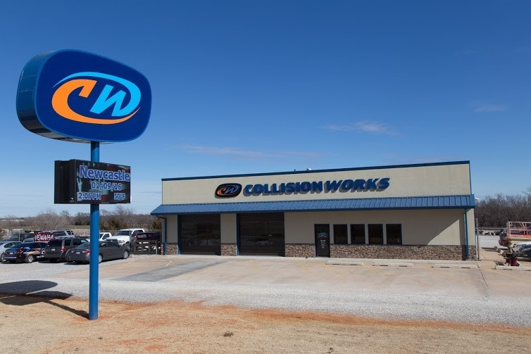 We are Centrally Located at Newcastle, OK, 73065 for our guest's convenience and are ready to assist you with your collision repair needs.