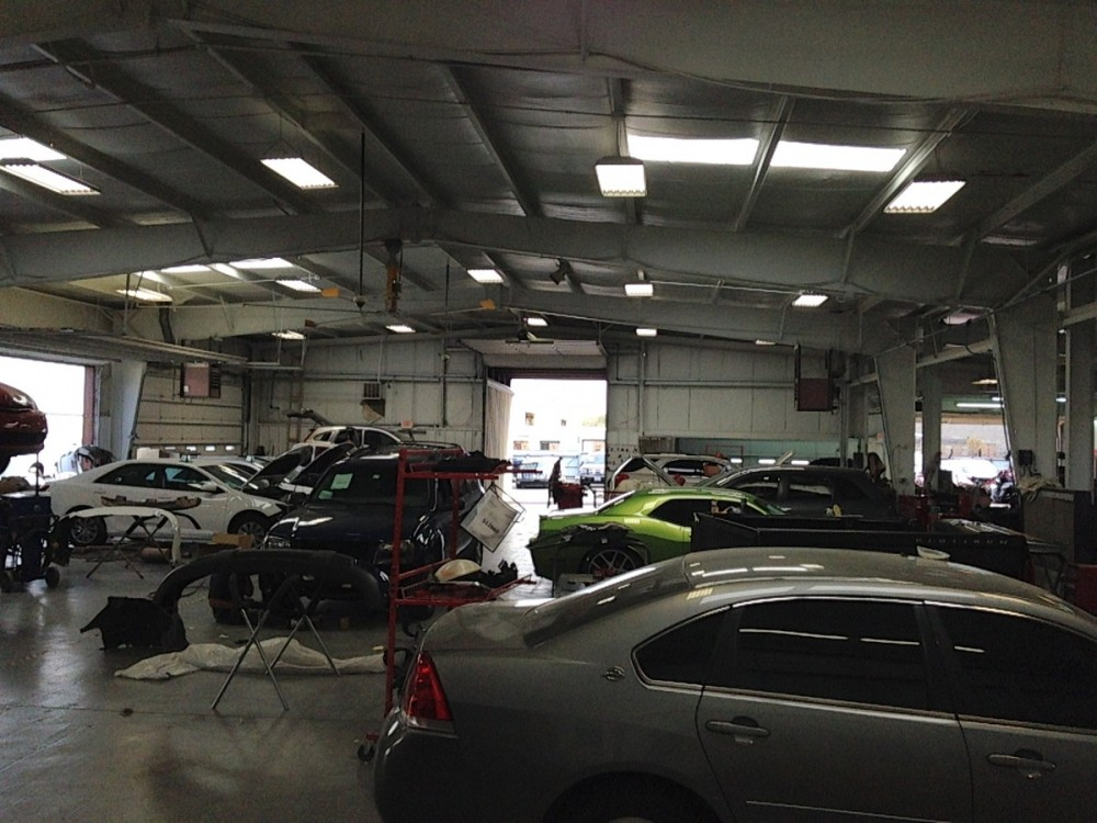 We are a state of the art Collision Repair Facility waiting to serve you, located at Del City, OK, 73115