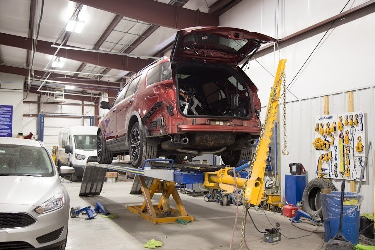 Structural accuracy is critical for a safe and high quality collision repair.  At Collision Works - Edmond, Oklahoma City, OK, 73114, we are the best.