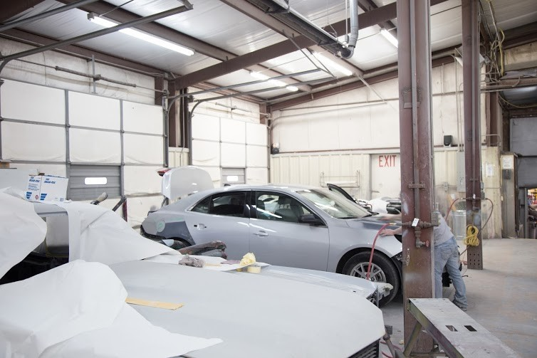 We are a high volume, high quality, Collision Repair Facility located at Newcastle, OK, 73065. We are a professional Collision Repair Facility, repairing all makes and models.