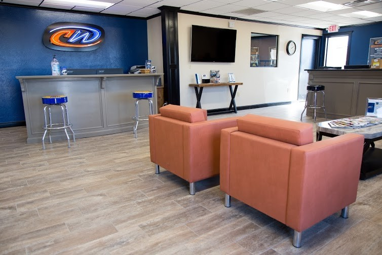 Our body shop's business office located at Newcastle, OK, 73065 is staffed with friendly and experienced personnel.