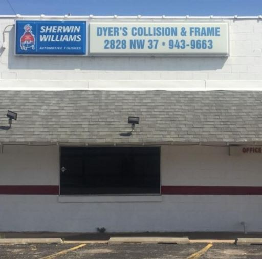 We are centrally located at Oklahoma City, OK, 73112 for our guest's convenience and are ready to assist you with your collision repair needs.