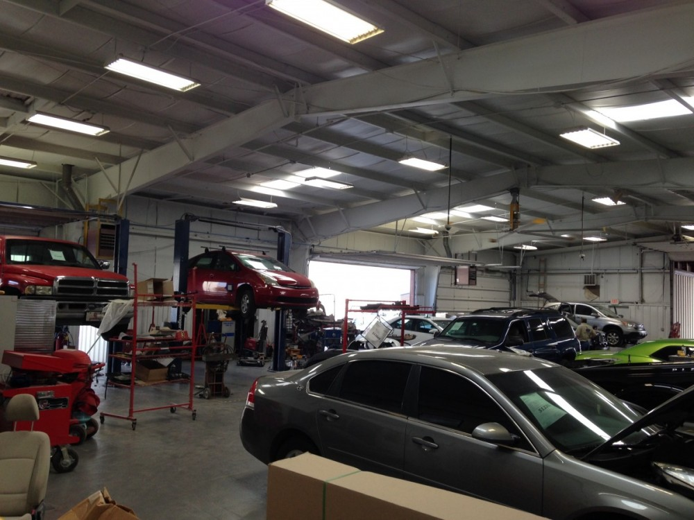 We are a high volume, high quality, Collision Repair Facility located at Del City, OK, 73115. We are a professional Collision Repair Facility, repairing all makes and models.