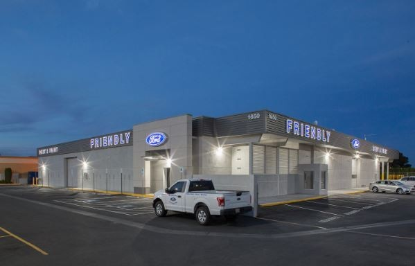 We are centrally located at Las Vegas, NV, 89108 for our guest's convenience and are ready to assist you with your collision repair needs.