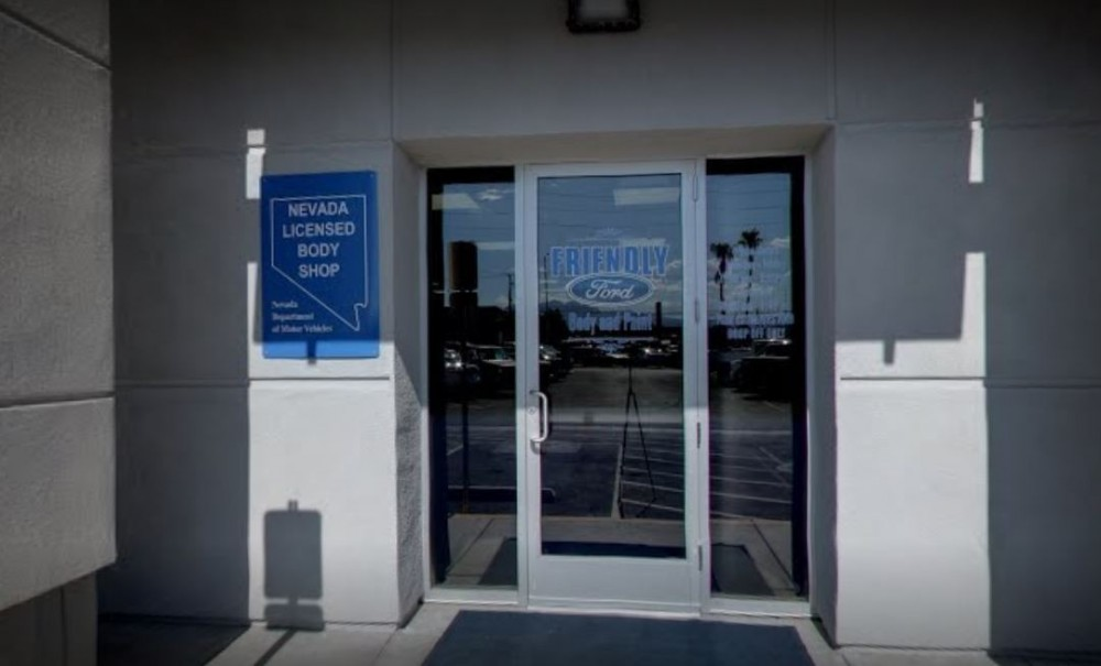 At Friendly Ford Body Shop, you will easily find us located at Las Vegas, NV, 89108. Rain or shine, we are here to serve YOU!