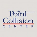 Point Collision Center Austin TX 78745 Logo. Point Collision Center Auto body and paint. Austin TX collision repair, body shop.