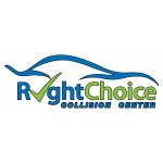 Right Choice Collision Center Tucson AZ 85713 Logo. Right Choice Collision Center Auto body and paint. Tucson AZ collision repair, body shop.