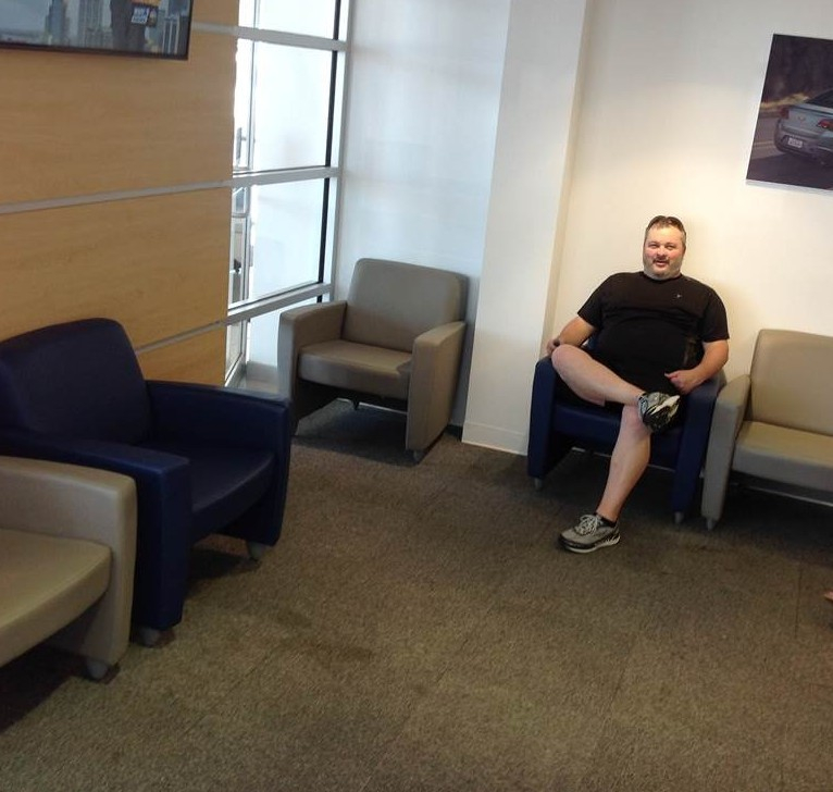 Here at Coyle Chevrolet Collision, Clarksville, IN, 47129, we have a welcoming waiting room.