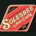 Solesbee Auto Crafts Inc. Yorba Linda CA 92886-1818 Logo. Solesbee Auto Crafts Inc. Auto body and paint. Yorba Linda CA collision repair, body shop.