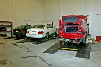 Bells & Vaughn Collision Center