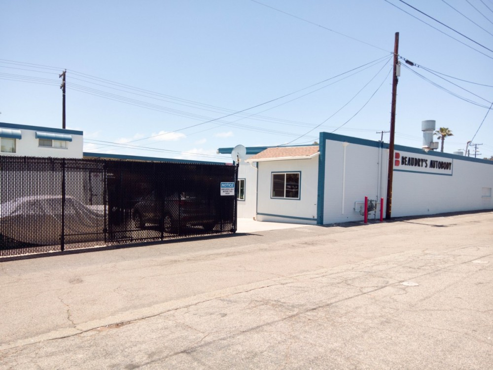 Our collision repairs at Beaudry's Auto Body, located in Oceanside, CA, 92054 are unsurpassed. Our collision structural repair equipment is world class.