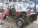Collision repairs unsurpassed at St. Louis, MO, 63146. Our collision structural repair equipment is world class.