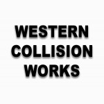 We are Western Collision Works! With our specialty trained technicians, we will bring your car back to its pre-accident condition!
