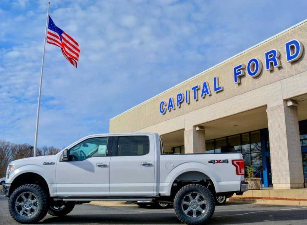 Capital Ford Charlotte >> Reviews Carolinas Collision Centers Capital Ford Of Charlotte